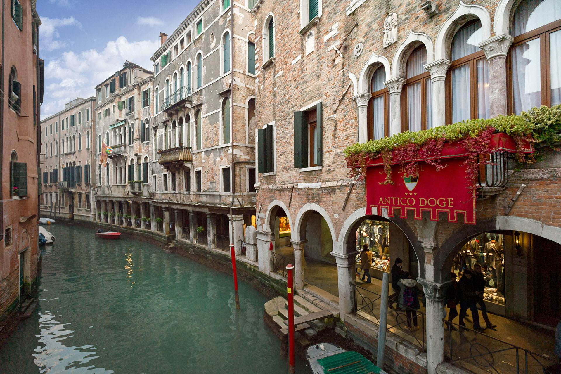 Hotel Rooms In Venice Italy
